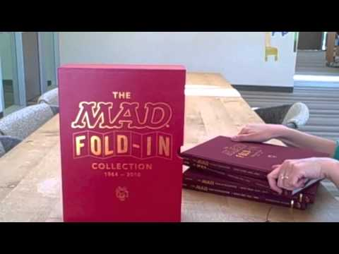 """The MAD Fold-In Collection: 1964-2010″ Book Set"