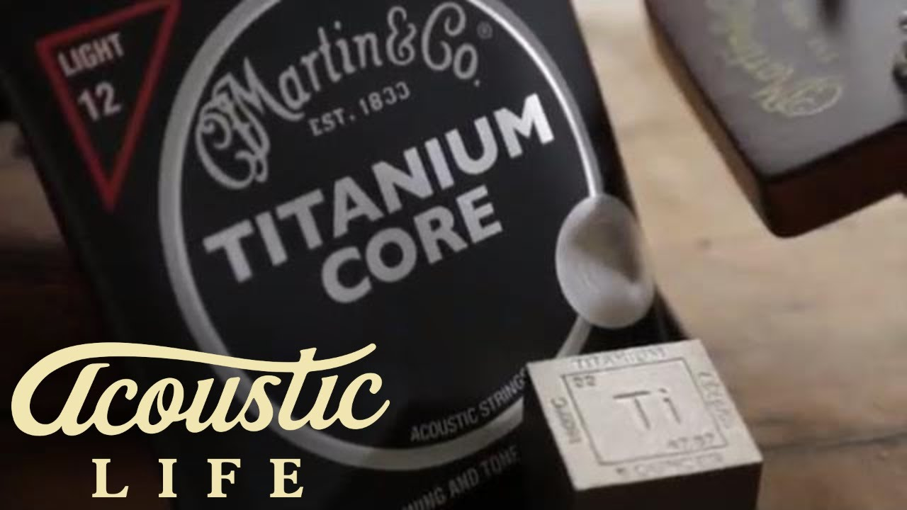 Are These Acoustic Guitar Strings Worth $40? (AT55)