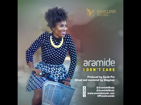 Aramide - I Don't Care (Official Audio)