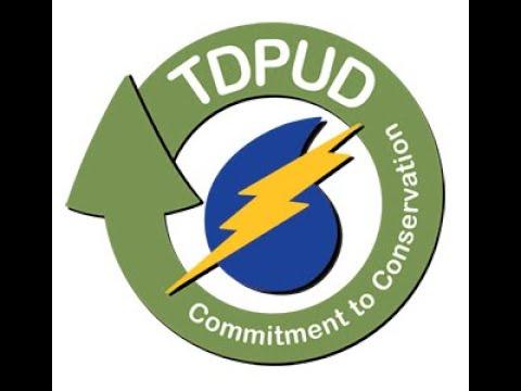 TDPUD Board Meeting March 3, 2021 FINAL