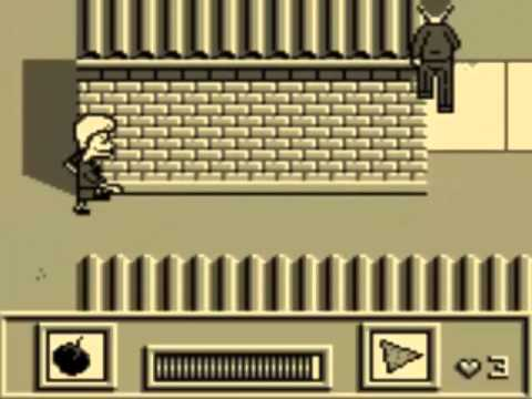 Beavis and Butt-Head Game Boy