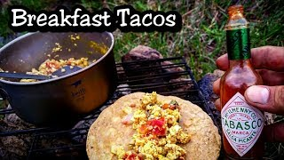 I'll Show You How To Cook a Traditional Mexican Breakfast using my KEITH titanium pot and pan cookset - Breakfast Tacos Over a Campfire and Bush Coffee with my KEITH Titanium Kettle - Simple And Delicious With Traditional Ingredients - Prickly Pear Cactus, Serrano Chile, Onion, Tomatoe, Eggs and Corn Tortilla!!!Get the Pot and Pan here: http://amzn.to/2uro2bKGet the Kettle/Coffee Pot here: http://amzn.to/2sr3QFDGet the orange coffee mug here:http://amzn.to/2qyHHUzGet ready to eat cactus here: http://amzn.to/2rSl4OQIf You Would Like To Help And Support My Channel, Check Out My PATREON Account: http://patreon.com.pisuarezCheck out this CAMP COOKING playlist:https://www.youtube.com/watch?v=_6iH_qzjy5E&list=PLFcIoUWytn0TMy3PDh5v9kI9zHQtdzy0v