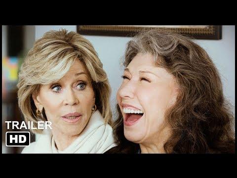 Grace and Frankie Season 6 - Trailer - A Netflix Original