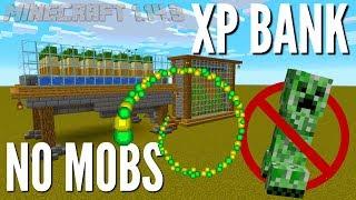 Video Minecraft XP Farm: No Mob XP Bank for Minecraft 1.14.3   Peaceful Mode Adjustable XP Farm (Avomance) MP3, 3GP, MP4, WEBM, AVI, FLV Agustus 2019
