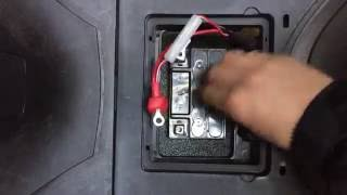 8. How To Change Genuine Buddy 50 Battery