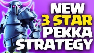 Try out this new 3 Star Pekka Strategy in Clash of Clans for Townhall 9 New Pekka Strategy TH9 2017. Free Gems: http://bit.ly/2pJ0En0 Monthly Giveaway Detail...