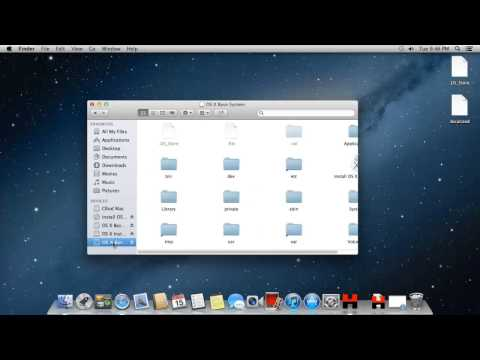 How to Install OS X Mavericks 10.9 GM Retail on VMWare – Bootable Installer