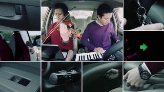 Amr Diab - Maak Alby (Eslam Essam Violin COVER) عمرو دياب - معاك قلبي