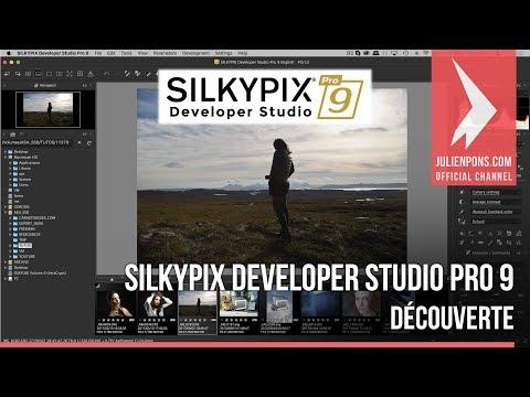 Découverte de Silkypix Developer Studio Pro 9 - VLOG