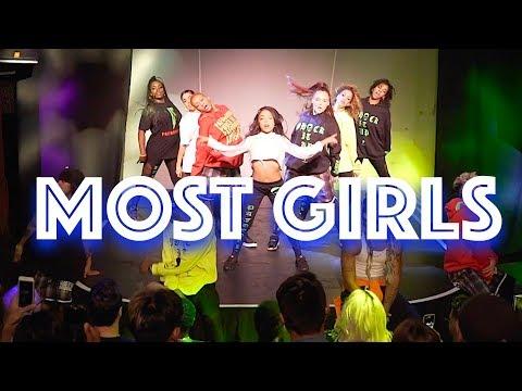 """P!NK - """"MOST GIRLS"""" - JR Taylor Choreography"""