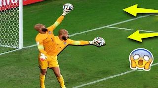 Video Mustahil 20 Penyelamatan Kiper Bertubi Tubi Sungguh Luar Bisa Di Sejarah Sepakbola Dunia MP3, 3GP, MP4, WEBM, AVI, FLV Juni 2017