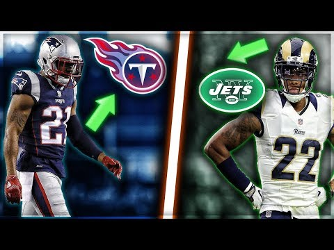 Malcolm Butler Signs For Titans + Trumaine Johnson Signs To Jets | My Reaction