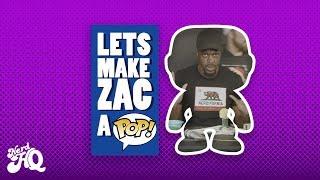 Let's Make Zac a POP! - Brandon
