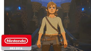 The Legend of Zelda: Breath of the Wild - Introduction - Nintendo E3 2016