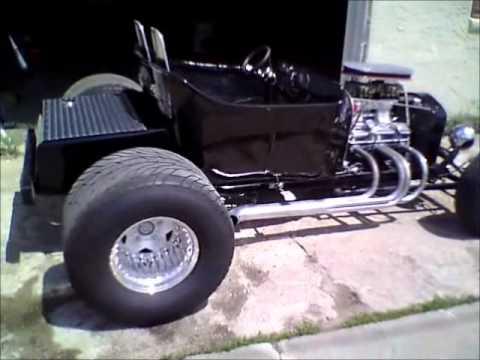 '23 T Bucket Roadster