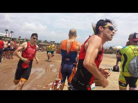 L@s triatletas delTeam Clavería en Cto España de Triatlón Relevos y SuperSprint por ClubesMar de Pulpí