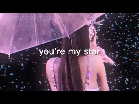 True Love - Ariana Grande (Lyrics video)