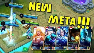 Video JANGAN DI TIRU !!! 5 MAGE DI RANKED MATCH GLORIUS LEGEND !!! MP3, 3GP, MP4, WEBM, AVI, FLV Februari 2018