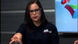 Mónica Vega habla de la candidatura de Leyzaola  1/2