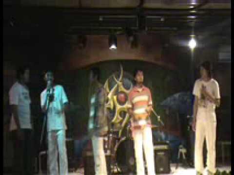 FINAL FNPI 2009 - AWAN SHOW di Warung Apresiasi (Dangdutan)