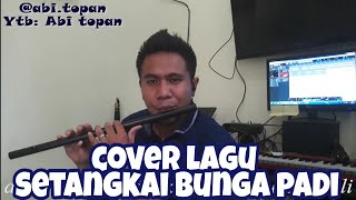 Video COVER LAGU SETANGKAI BUNGA PADI SULING PARALON MP3, 3GP, MP4, WEBM, AVI, FLV Oktober 2018