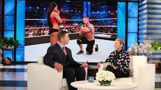 Video John Cena Has to Warn His Fiancee About Nude Scenes MP3, 3GP, MP4, WEBM, AVI, FLV Juni 2018