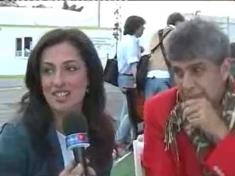 Interview with Meltem Cumbul and Korhan Abay  (Host´s 2004)