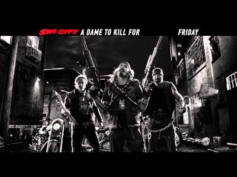 Sin City: A Dame to Kill For TV Spot 'Trigger'