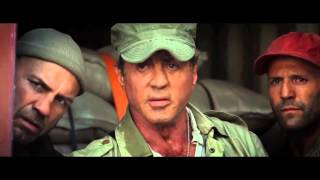 The Expendables 3 Theme Song - Eminem Vs Billy Squier