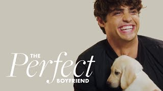 Noah Centineo Proves He Is the Perfect Boyfriend | ELLE