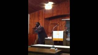 Pastor Van Williams,Sr. - Thank You Sir