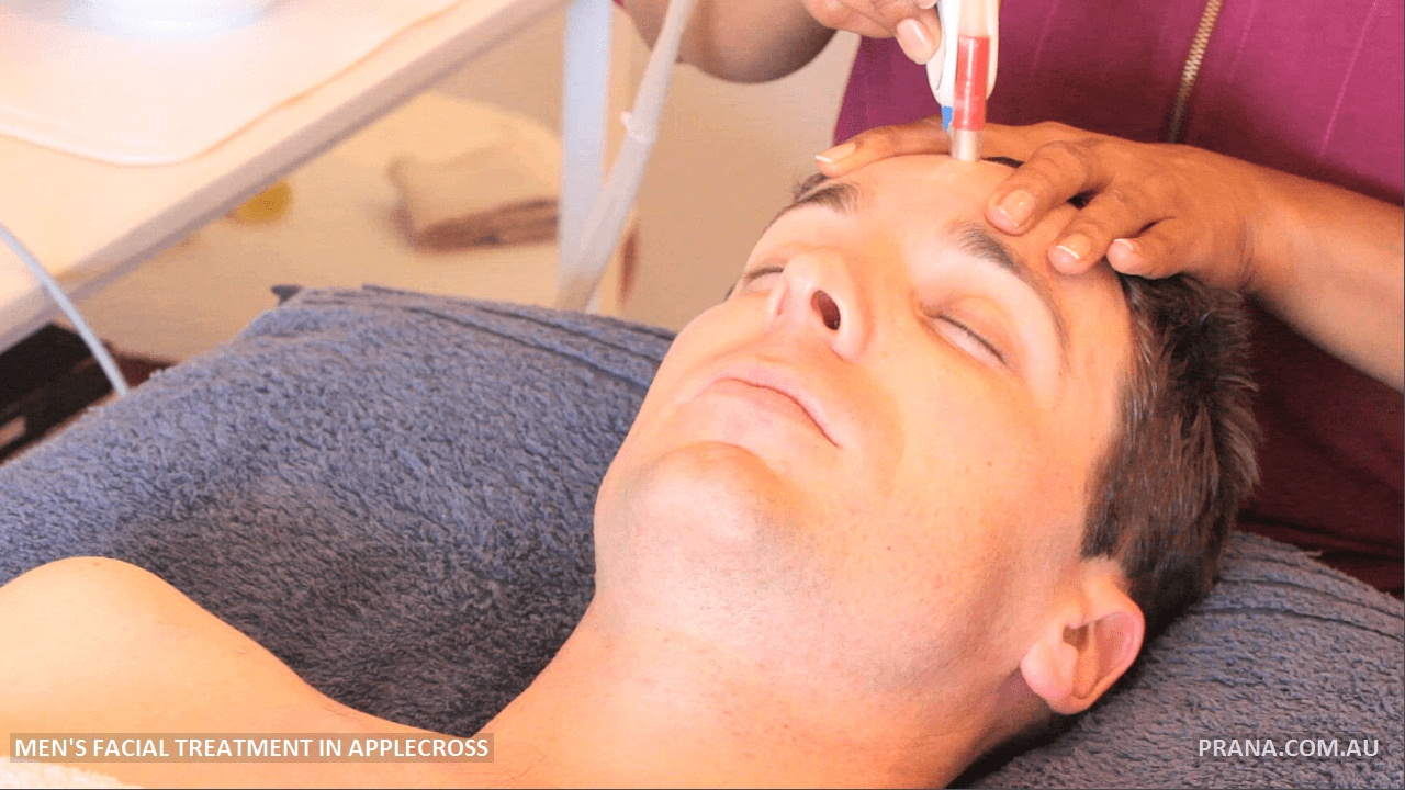 Facials for HIM - removes dead skin cells to purify and hydrate lifeless skin. preview