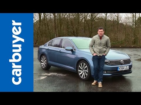 Volkswagen Passat Saloon Review - Carbuyer