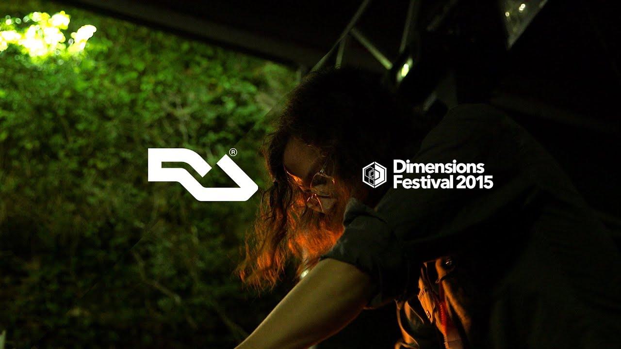 Legowelt - Live @ Dimensions Festival 2015