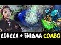 Inyourdream New Exclusive Kunkka Immortal   Black Hole Combo