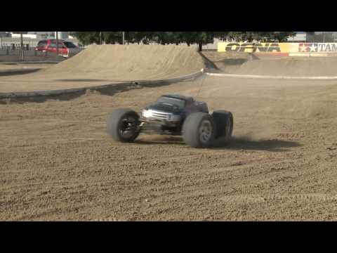 Kyosho - The MFR is the latest in the nitro-powered 4WD monster truck, and this one is packing the vast experience of Kyosho designers with more than 30 years of nitr...