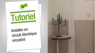 Comment Installer Un Circuitélectrique Encastré ? Leroy Merlin
