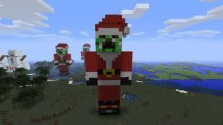 Creeper Claus