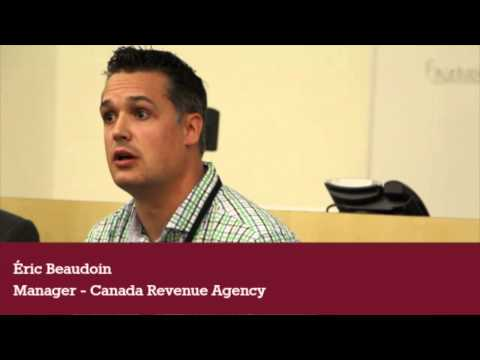 Eric Beaudoin — Manager, Canada Revenue Agency