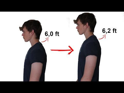 How To Grow 2 Inches Taller (Quick Fix)