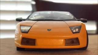 2009 1:24 Lamborghini Murcielago Roadster Review