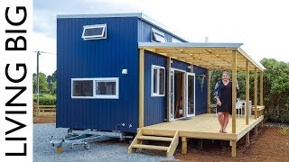 Young Woman's Incredible Tiny Forever Home