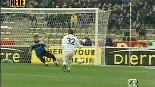 100 Tore von Christian Vieri für Inter