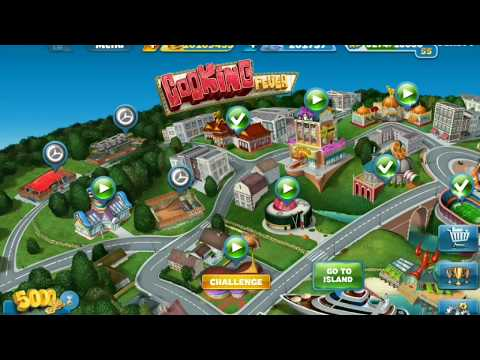 Cooking Fever Fast Food Court Challenge Part 1 | Level 1, 2, 3 Completed
