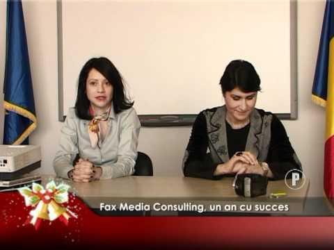 Fax Media Consulting, un an cu succes