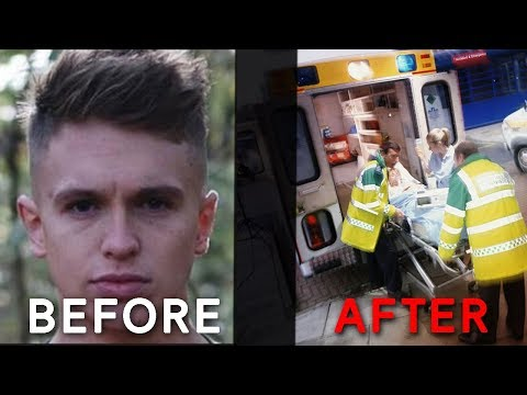 Joe Weller Before And After The KSI Fight (видео)