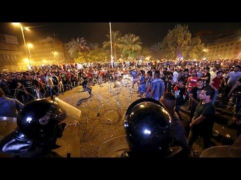 Ιράκ: Μαζικές συγκεντρώσεις διαμαρτυρίες κατά τις διαφθοράς