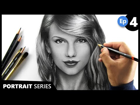 How To Draw A Portrait | Tutorial For Beginners