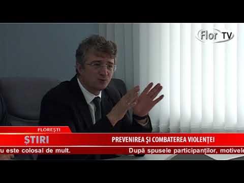 Prevenirea şi combaterea violenţei