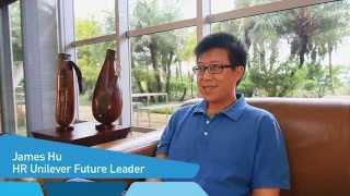 James Hu Human Resources Management Trainee Unilever Future Leaders Programme.